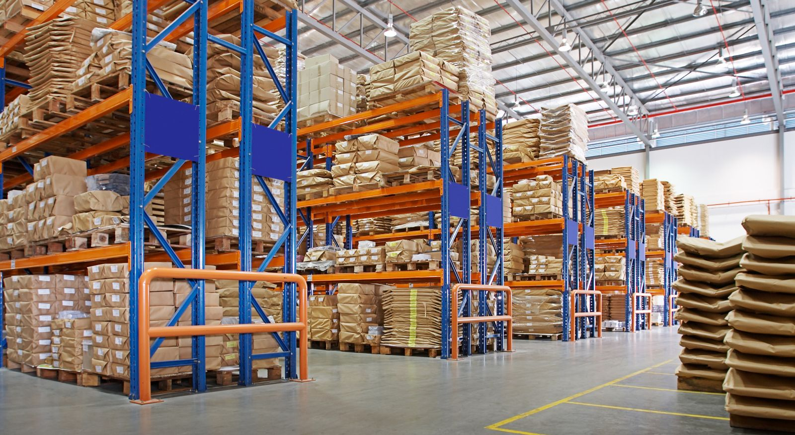 Css Compatible Storage System Warehouse Storage Solutions Dubai